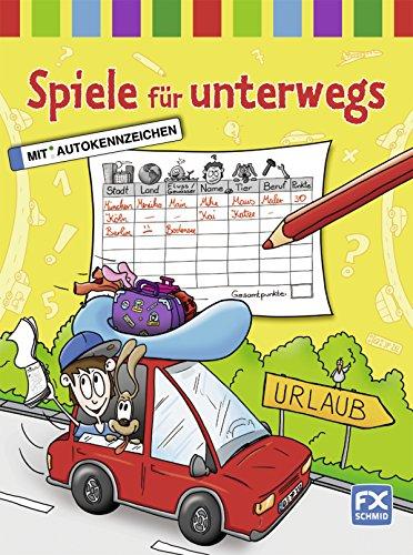 Autokennzeichen Deutschland Pdf