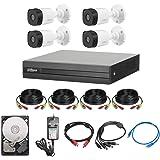 Dahua 4CH 1080p CCTV Surveillance System Kit (Dahua 4CH 1080P CCTV Surveillance System Kit 1)