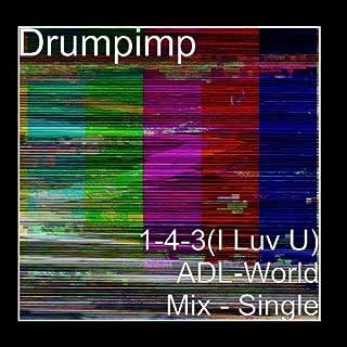 1-4-3(I Luv U) ADL-World Mix - Single