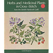 Herbs and Medicinal Plants in Cross-stitch