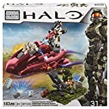 Mega Bloks Toy - Halo Covenant Spectre Ambush Playset Including Figures