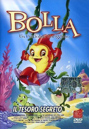Bolla - Un pesciolino coraggioso - Il tesoro segretoVolume06