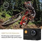 APEMAN Action Cam 1080P Full HD Unterwasser A...Vergleich