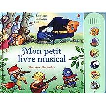 PETIT LIVRE MUSICAL