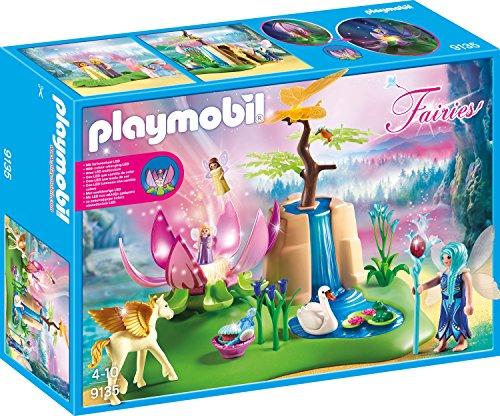 Playmobil 9135 - Lichter-Blüte der Feenbabys