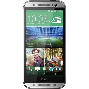 HTC One M8 UK SIM-Free Smartphone - Glacial Silver
