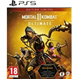 Mortal Kombat 11 Ultimate - Steelcase - D1 (PS5)