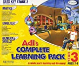 Adi's Complete Learning Pack: Year 3
