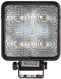 HELLA 1GA 357 107-012 Arbeitsscheinwerfer HELLA ValueFit S800 LED für Nahfeldausleuchtung, Anbau stehend, 12V/24V