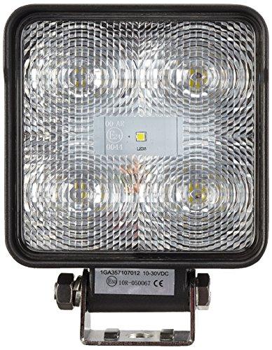 Hella 1GA 357 107-012 Arbeitsscheinwerfer - Hella ValueFit S800 - LED - 12V/24V - 800lm - Anbau/Bügelbefestigung - stehend - Nahfeldausleuchtung