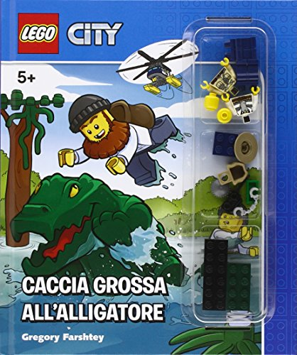 Come catturare un alligatore? Lego City. Con gadget: 3