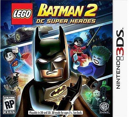 Lego Batman 2: DC Super Heroes - Nintendo 3DS by Warner Bros.