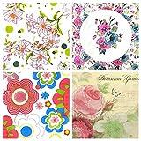 #5: Decorative Printed Decoupage Tissue Paper Napkins