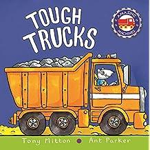 Amazing Machines: Tough Trucks: Anniversary edition (English Edition)