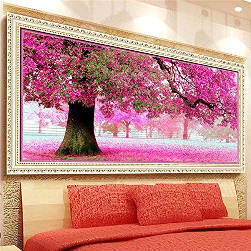 Tourwin 54x118cm Sakura Cherry Blossom Trees DIY