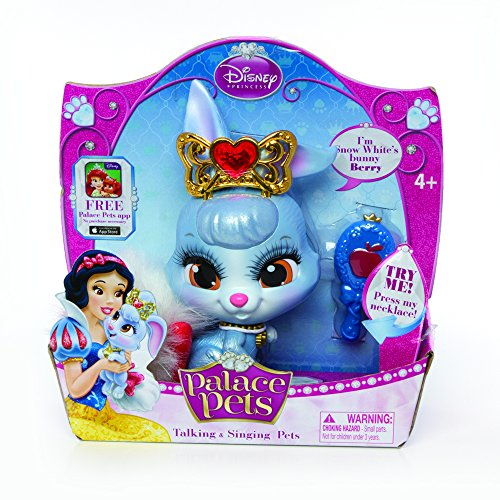 Giochi Preziosi 70761821 - Disney Palace Pets Singing Berry Preisvergleich