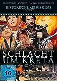 DVD Cover 'Schlacht um Kreta