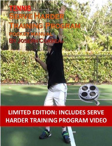 Epub Descargar Tennis Serve Harder Training Program (Limited Edition)