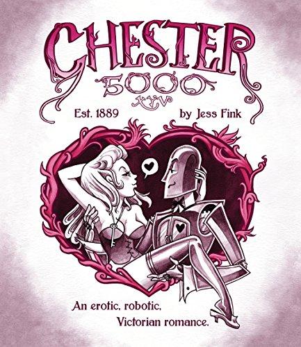 Chester 5000-XYV por Jessica Fink