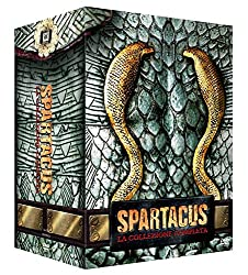 Spartacus(complete collection) [16 DVDs] [IT Import]