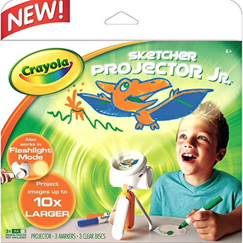 Crayola-cutter (Crayola Sketcher Projector Jr-)