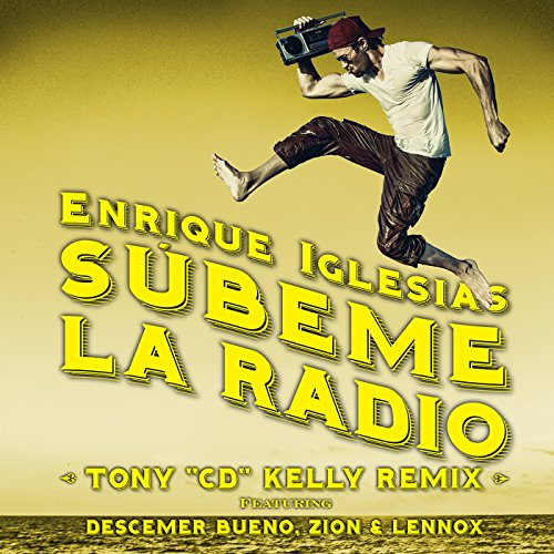 Radio-de-cd (Subeme La Radio (Tony