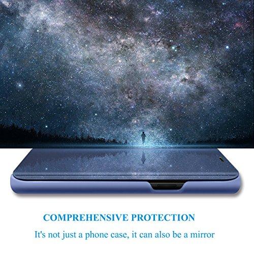 Croazhi Custodia per Huawei Mate 10 Lite, Mirror