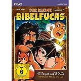 Der kleine Bibelfuchs, Vol. 1 / 13 Folgen der Animeserie von Osamu Tezuka