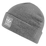 adidas Damen Logo Mütze, MGH Solid Grey/White, OSFW