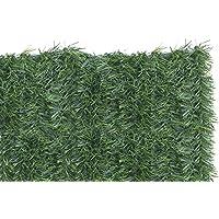 Siepe Artificiale 'Evergreen' In Pvc.Facile E Veloce