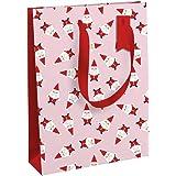 color rojo Clairefontaine X-28239-2C Bolsa grande 26,5 x 14 x 33 cm