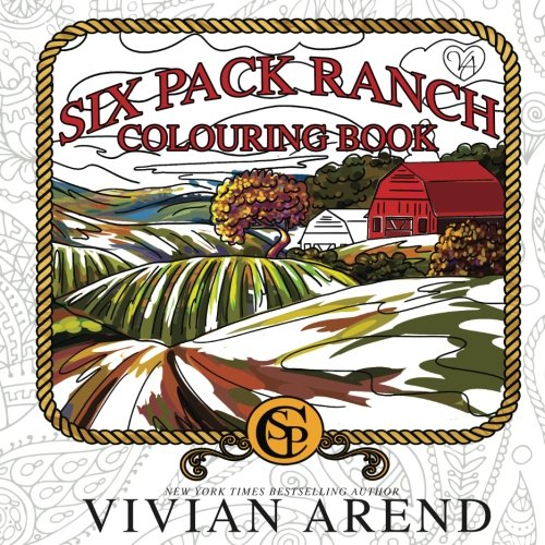 Six Pack Ranch Coloring Book