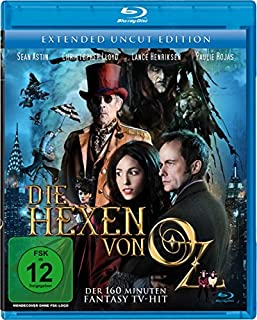 Die Hexen Von Oz/the Witches of Oz (Blu-Ray)