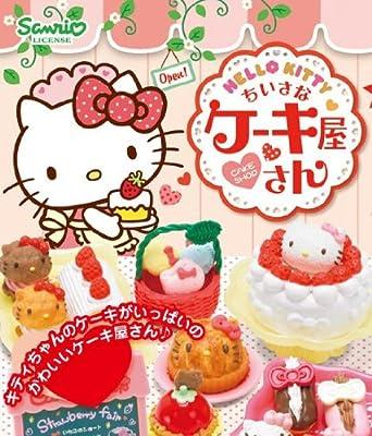 Caja Sorpresa Miniatura Pastelería Hello Kitty Re-Ment de Re-Ment