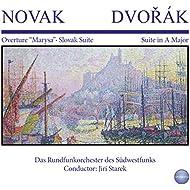 "Novak - Dvořák: Overture ""Maryša"" - Slovak Suite - Suite in A Major"
