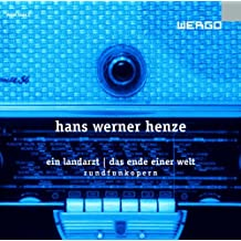 Henze : Opéras radiophoniques