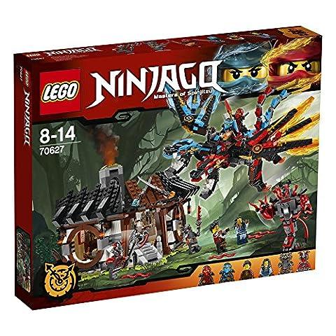 Lego Dragon - LEGO - 70627 - NINJAGO - Jeu
