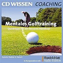 CD WISSEN Coaching - Mentales Golftraining - Quicktipps für ein besseres Handicap, 2 CDs