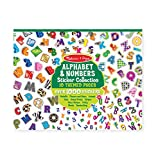 #7: Melissa & Doug 4191 Sticker Collection-Alphabet and Numbers