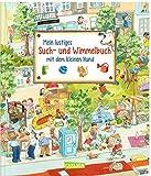 Mein lustiges Such- und Wimmelbuch mit dem kleinen Hund