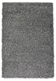 Runner Rug 5cm Thick Shag Pile Soft Shaggy Area Rugs Modern Carpet Living Room Bedroom Mats (60x230cm (2'3 x 8'0), Dark Grey)