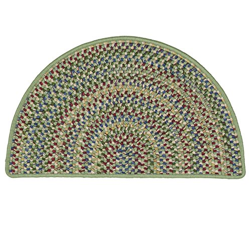6 Moos Teppich (Colonial Mills Farmhouse Teppich, geflochten 18 x 2'6 moos)