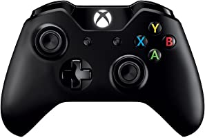 Microsoft – Mando Bluetooth + Cable (Xbox One)