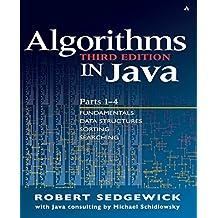 Algorithms in Java, Parts 1-4: Pts.1-4