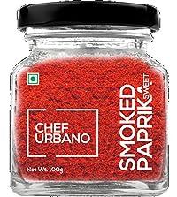 Chef Urbano Smoked Paprika Sweet 100g