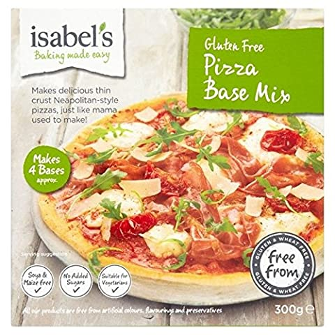 Isabel's Gluten Free Pizza Base Mix