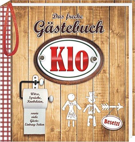 gaestebuch lustig Das freche Gästebuch fürs Klo