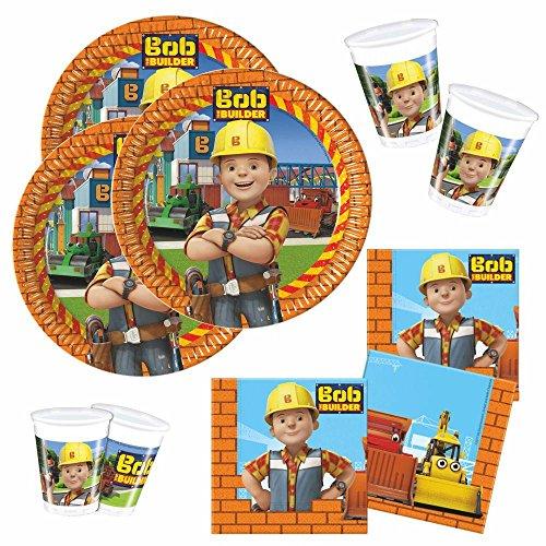 bob-el-constructor-fiesta-de-cumpleaos-set-parte-del-vajilla-bob-the-builder