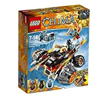 Lego 70222 - Legends of Chima Tormaks Schattenwerfer
