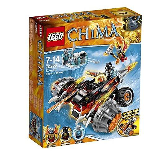 Lego 70222 Legends of Chima Tormaks Schattenwerfer